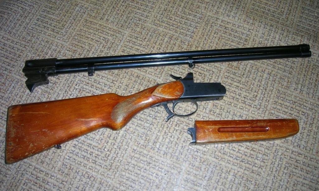 ружье олень 32 калибра