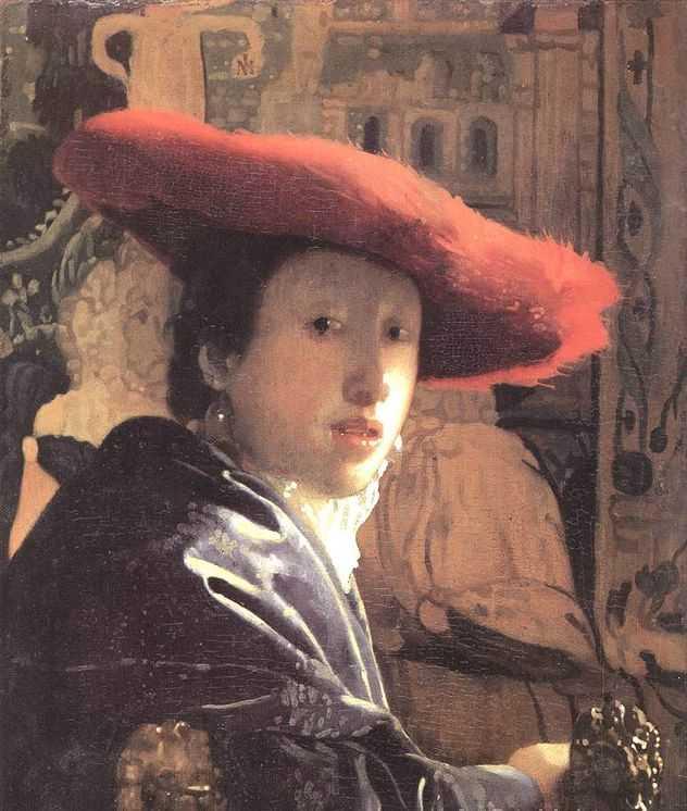 Картина «Дама в шляпе», или искусство во всех его проявлениях