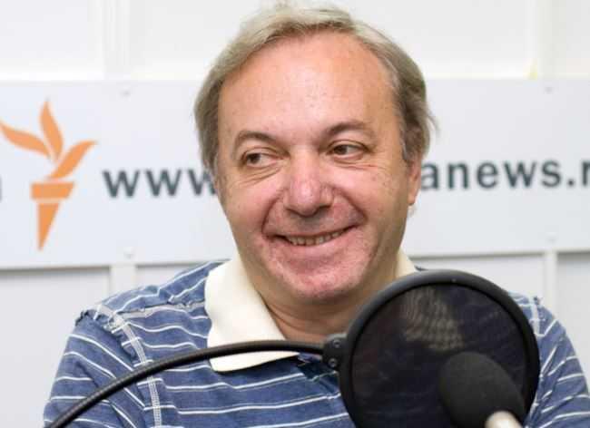 Таратута Михаил, журналист: биография, семья, карьера