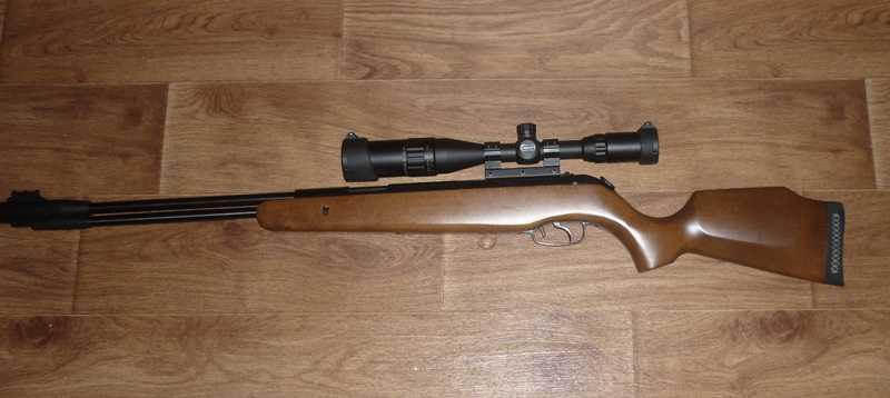 "Пневматические винтовки ""Смерш"": виды, комплектация, устройство, фото"
