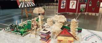 Выставка декоративно-прикладного творчества: фото с описанием