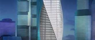 Современная архитектура России: стили, новые тенденции