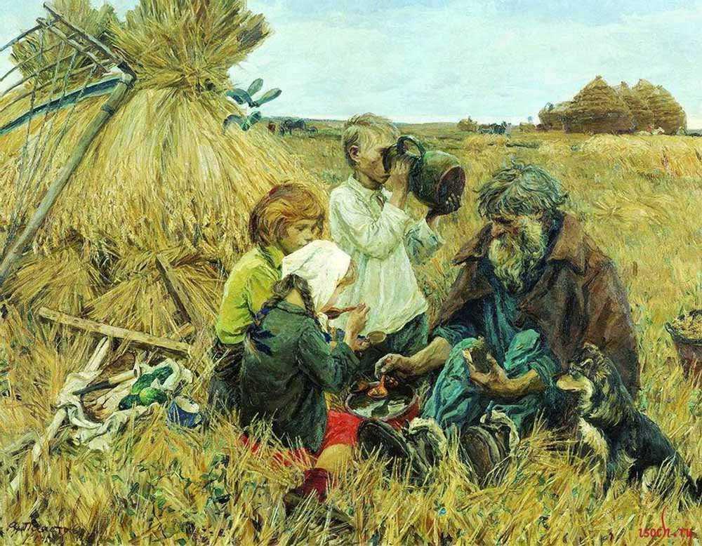 Картины соцреализма: особенности живописи, художники, названия картин и галерея лучших