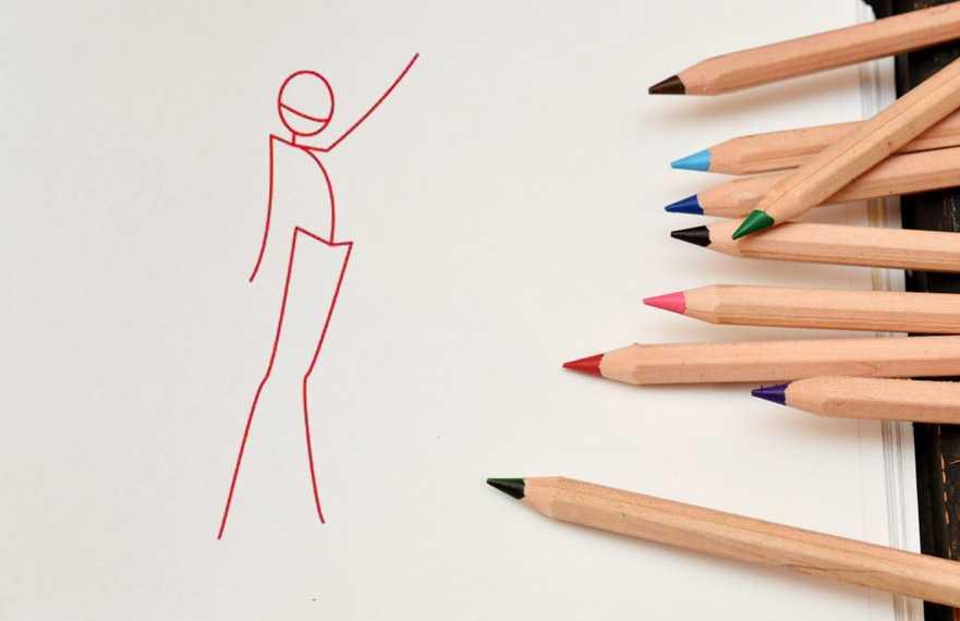 Как нарисовать Музу из Винкс