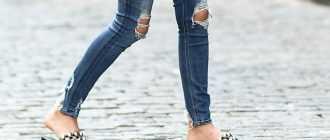 Тонкие щиколотки: радость или проблемы? Красивые ноги - фото