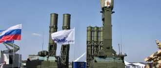 Системы ПВО России. Военная техника на вооружении войск ПВО-ПРО России
