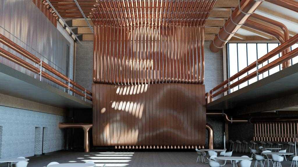 Кинетическая архитектура: типы, основные элементы, примеры, архитекторы
