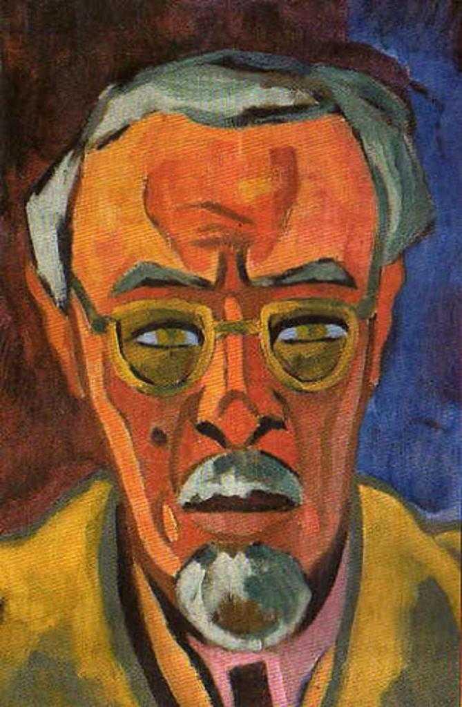 Карл Шмидт-Ротлуф: творчество и особенности стиля
