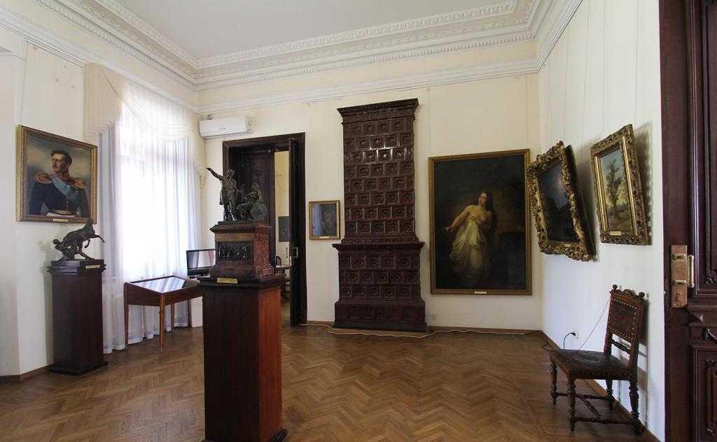 Таганрогский художественный музей — экспозиция, график работы, цены