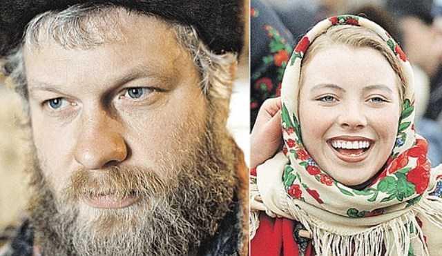 Чистокровные русские: типичные черты, фото