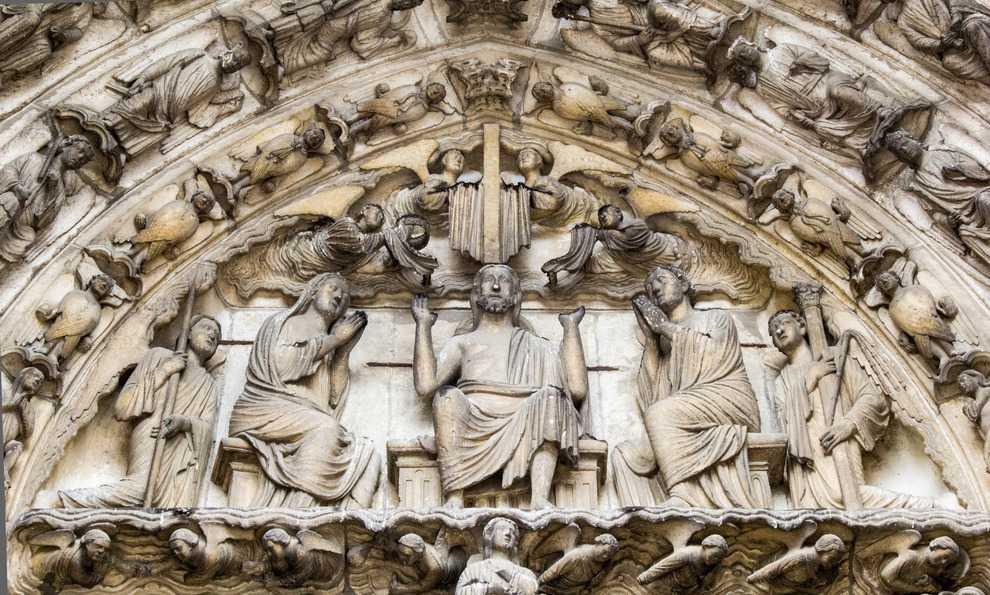 Готическая скульптура: описание стиля, особенности, фото