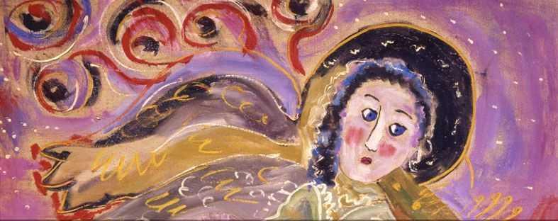Катя Медведева - художник наивной живописи. Биография, личная жизнь, фото