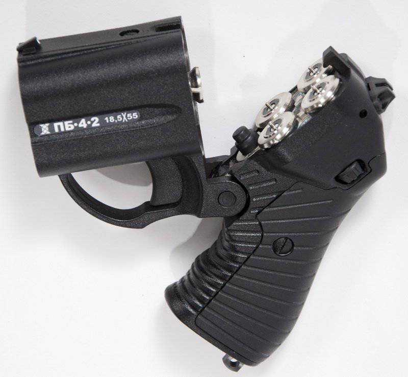 """""""Оса М 09"""": устройство и характеристики пистолета"""