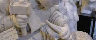 """Святое семейство"" Микеланджело: описание, история, фото"
