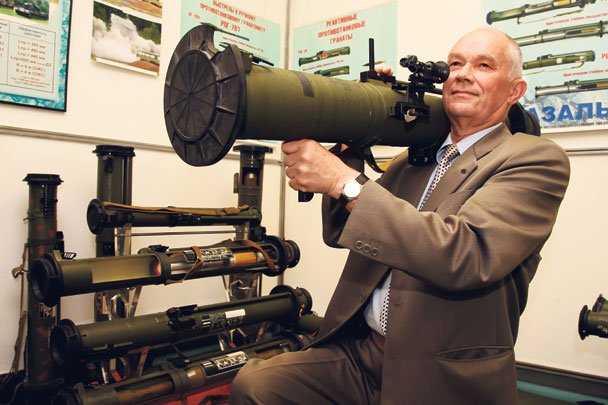 """РПГ 28 """"Клюква"""": устройство и технические характеристики"""