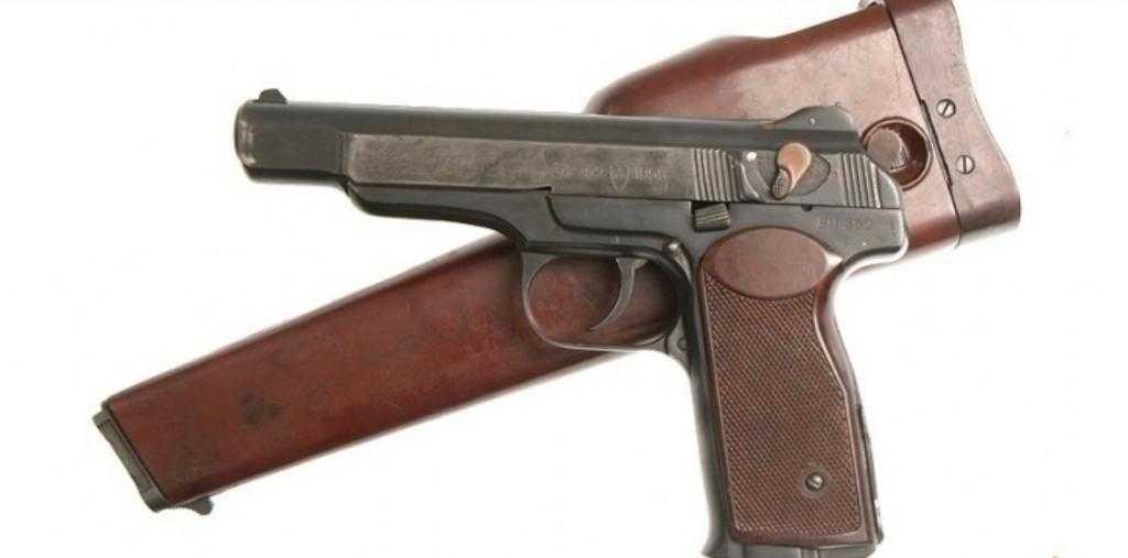 Пистолет Стечкина: калибр, технические характеристики и фото