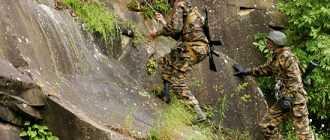 34-я горная бригада: описание, численность и функции