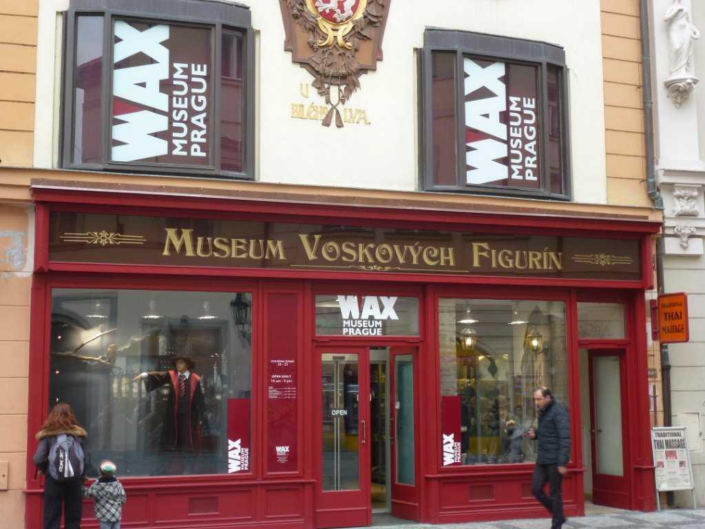 Музей восковых фигур в Праге: адрес, фото и отзывы туристов