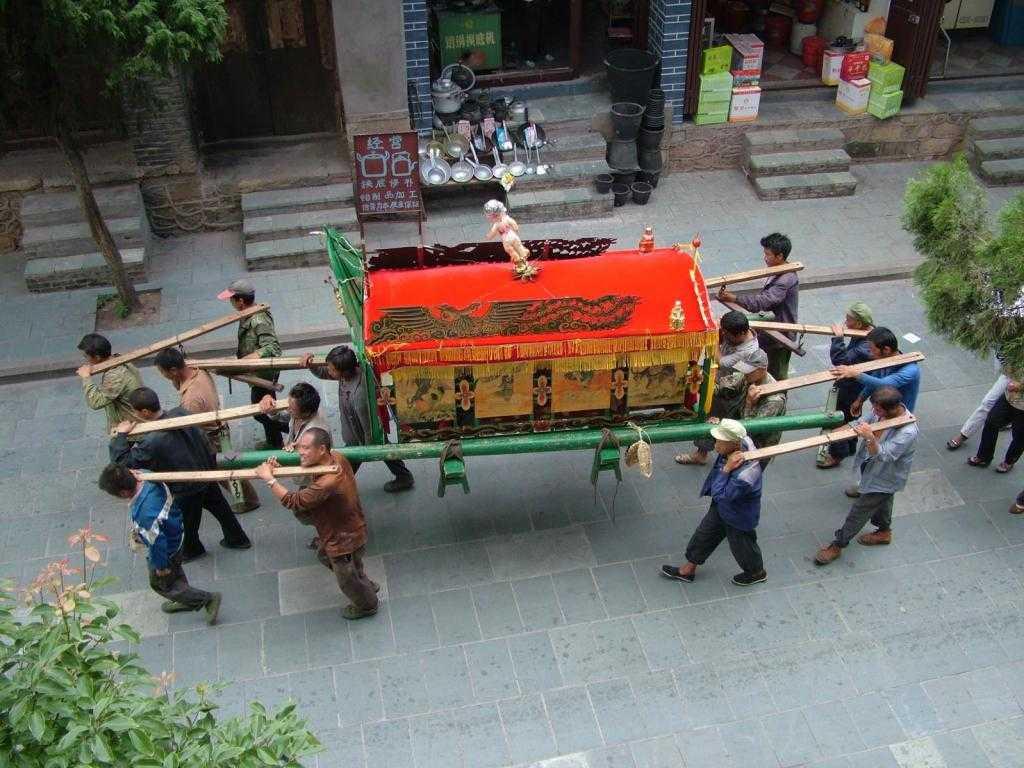Как хоронят людей в Китае: традиции и обычаи