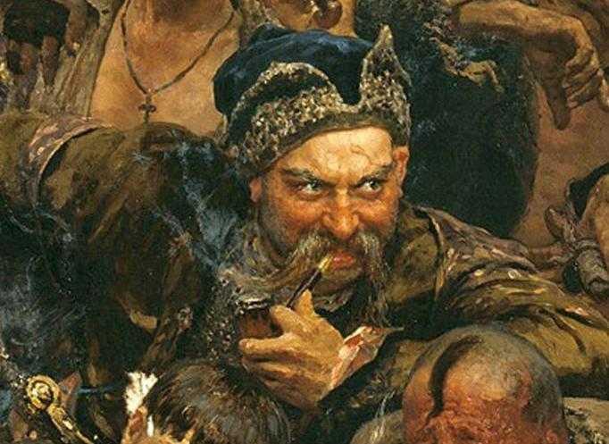 """Повесть Н. В. Гоголя """"Тарас Бульба"""". Картины с изображением героя"""
