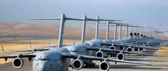 Военно-транспортный самолет России: технические характеристики, габариты, назначение и фото