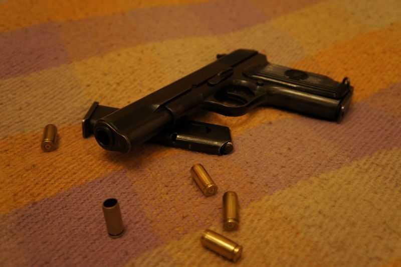 Травматический пистолет МР-81: описание, характеристики, отзывы