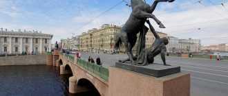 Городской музей городской скульптуры в Санкт-Петербурге