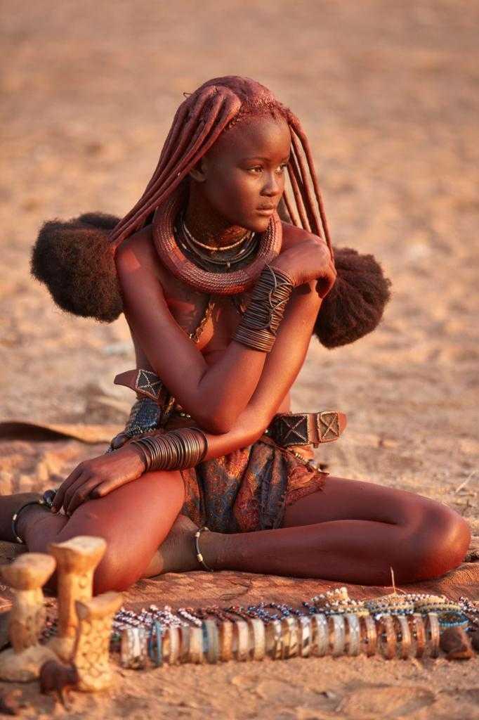 Женщины Африки: фото, традиции