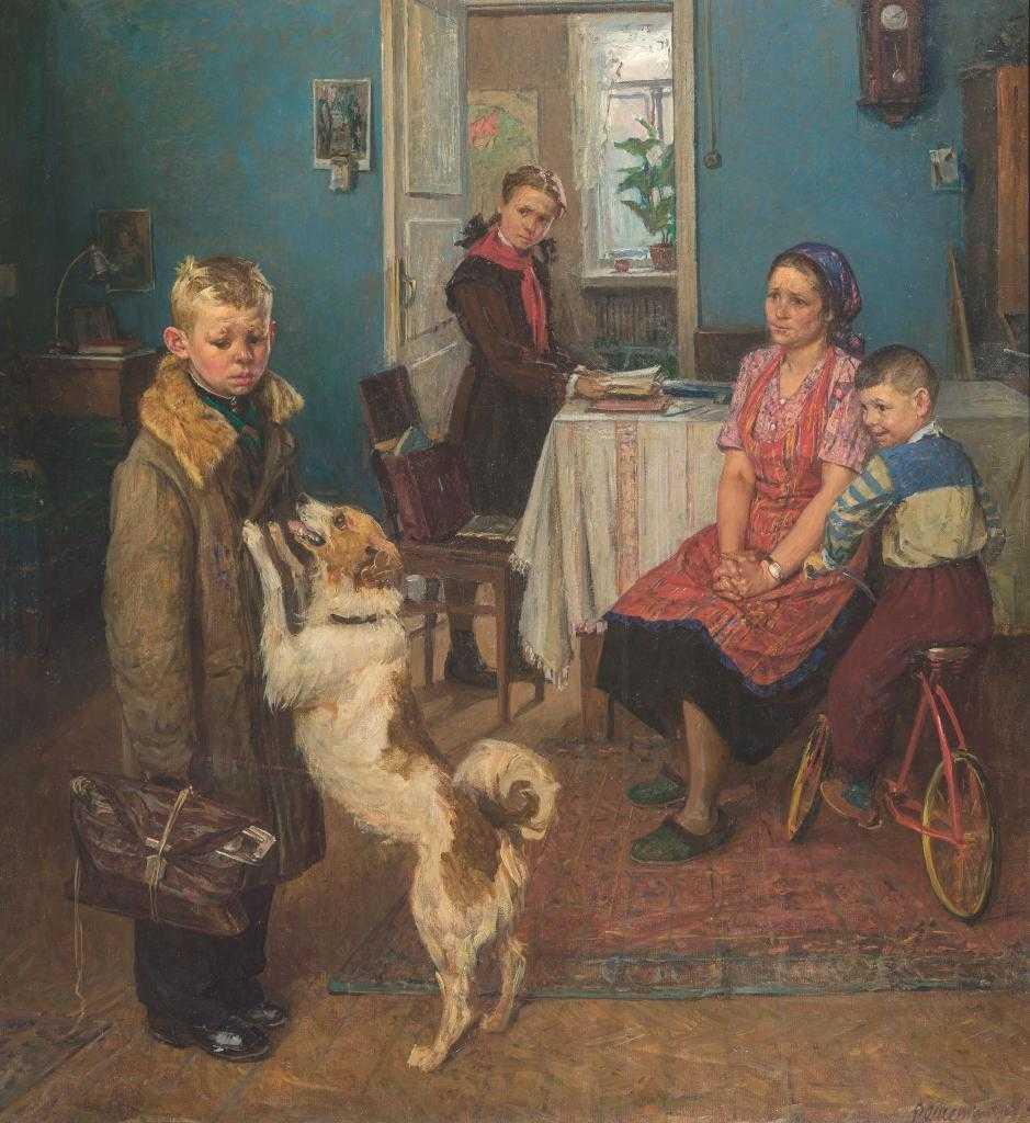 Картины советских художников: список самых известных