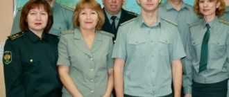 Звания в таможне России по возрастанию